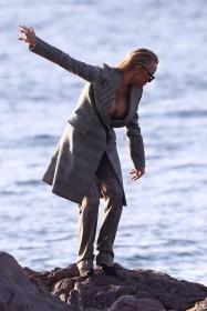 Pamela Anderson Nip Slip