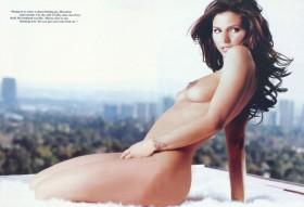 Sexy Charisma Carpenter Topless