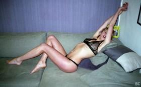 Sexy Louise Ropagnol