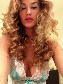 Amy Willerton in sexy lingerie photo