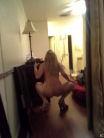 Ashlee Figg Naked Selfie