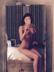 Faye Brookes Nude Leaked Pic