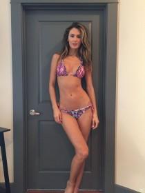 Hot Tika Camaj in bikini