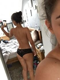 Sasha Gale Selfie hacked