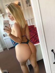 Sexy Selfie Hannah Martin