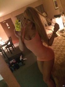 Summer Rae Leaked Selfie
