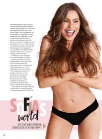 1 Hot Sofia Vergara Topless
