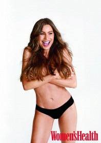 1 Sofia Vergara Topless WomensHealth