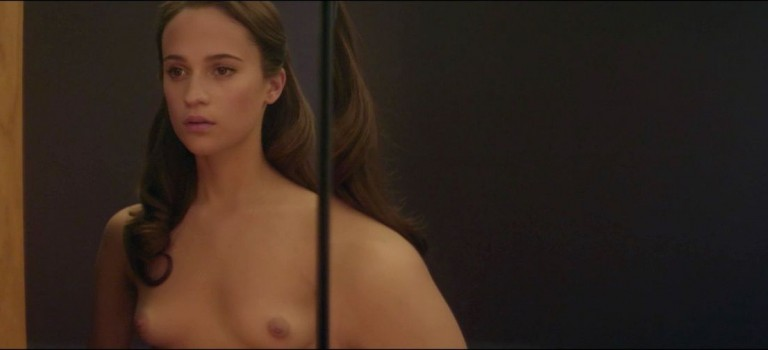 Alicia Vikander Naked (8 Photos)