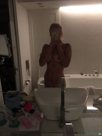 Carly Booth Nude Pic