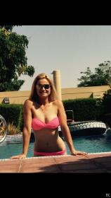 Carly Booth in bikini leaked photo