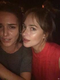 Dakota Johnson Leaked Selfie