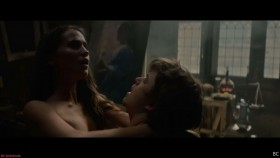Hot Alicia Vikander Naked - Tulip Fever (2017)