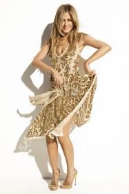 Jennifer Aniston in sexy dress