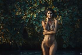 Micaela Schäfer Nude August 2017