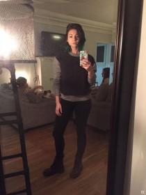 Allie Gonino Home Photo