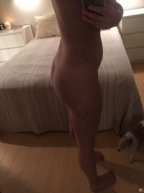 Allie Gonino Nude Leaked