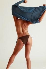Angelina McCoy Sexy Body