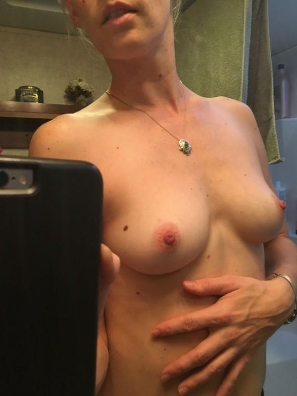 Chelsea Teel Boobs Leaked Photo