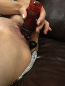 Chelsea Teel Pussy and Masturbation