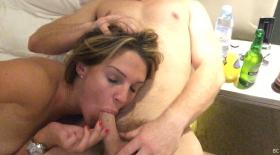 Danielle Lloyd suck dick video