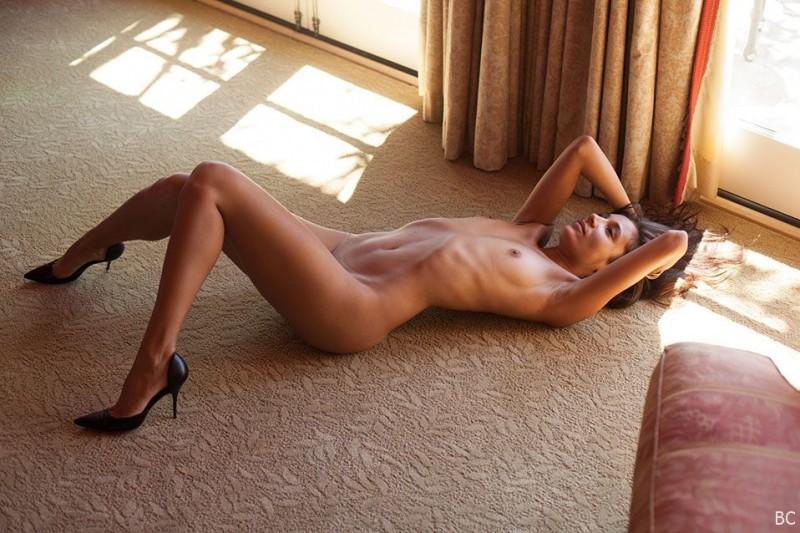 Hot Angelina McCoy Naked