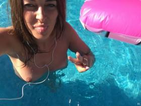 Hot Francesca Newman Topless