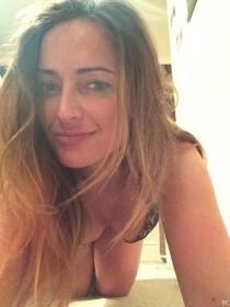 Hot Francesca Newman in bikini