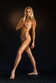 Hot Jesse Golden Naked