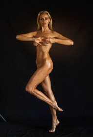 Hot Jesse Golden Nude