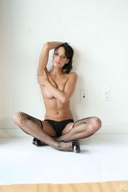 Hot Tameka Jacobs Topless Photo