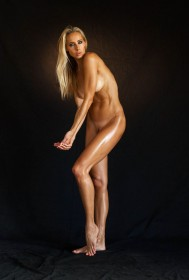 Jesse Golden Naked Photoshoot
