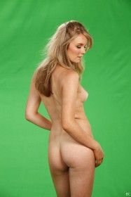 Malorie Mackey booty pic