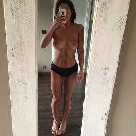 Roxie Nafousi Topless leaked