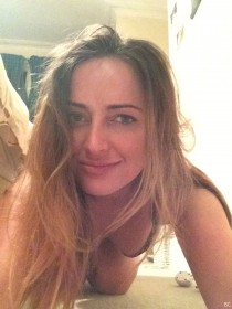 Sexy Francesca Newman in bikini
