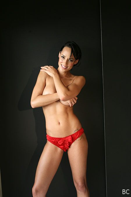 Sexy Tameka Jacobs Topless