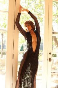 Tameka Jacobs unpublished boudoir photoshoot
