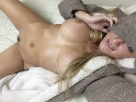 Amber Nichole Miller Naked Private Photo