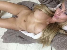Amber Nichole Miller Naked Selfie