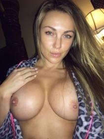 Amber Nichole Miller Tits Photo