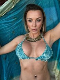 Amber Nichole Miller in bikini