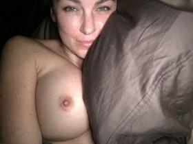 Amber Nichole Miller sexy boobs