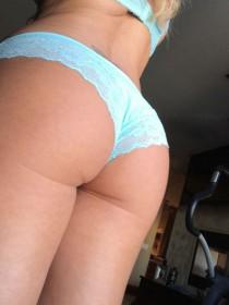 Amber Nichole Miller sweet booty