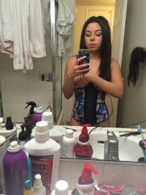 Ciera Ramirez Leaked Selfie