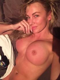 Hot Amber Nichole Miller Boobs Photo
