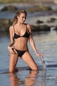 Jules Liesl in hot bikini