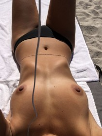 Lucy Aragon Topless