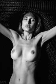 Maja Krag Naked Body