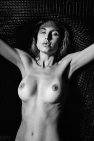 Maja Krag Naked Body