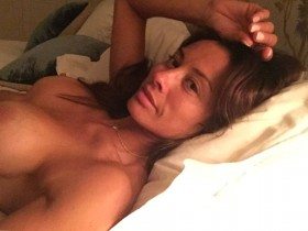 Melanie Sykes Nude